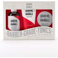 Hawkins & Brimble Root to Tip Gift Set.