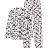 Pretty Secrets Button Front Pyjamas