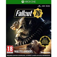 'Fallout 76 Inc Wastelanders Xbox One