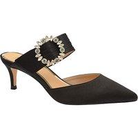 Ravel Marsden Satin Mule Shoes