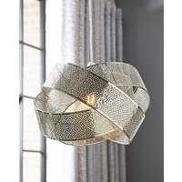 3 Band Fretwork Easy Fit Shade