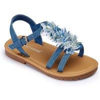 Chatterbox Flower Sandals