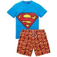 Superman Pyjama Short Set