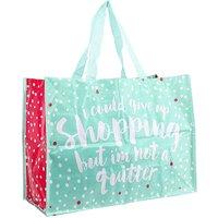 Quitter Shopping Bag