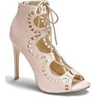 AX Paris Lace Up Shoe D Fit