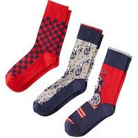 Joe Browns Pack of 3 Socks