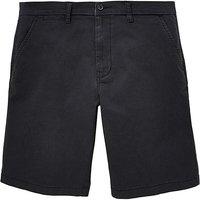 Capsule Black Stretch Chino Shorts