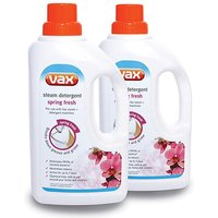 Vax Pack of Two 1 Litre Steam Detergent