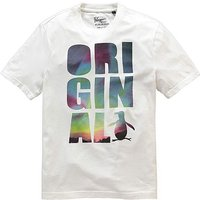 Original Penguin Mighty Aurora T-Shirt