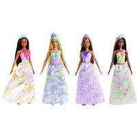 Image of Barbie Dreamtopia Princess Doll Assorted