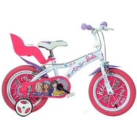 Barbie 14in Bike