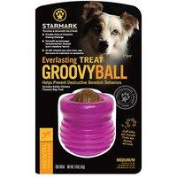 Starmark Everlasting Groovy Ball Medium