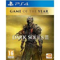 Dark Souls III The Fire Fades EditionPS4