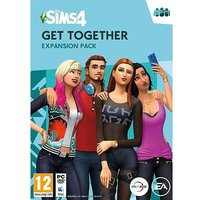 The Sims 4 Get Together PC MAC