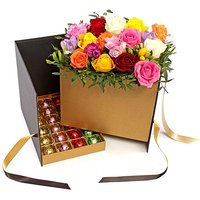 Luxury Floral Gift Hamper