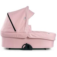 Hauck Eagle 4S Carry Cot - Pink/Grey.