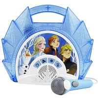 Frozen 2 Sing-Along Boombox with Mic.