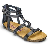 Blowfish Gladiator Sandals D Fit.