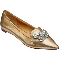 London Rebel Jewelled Shoes D Fit.
