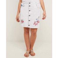 Joe Browns Applique Skirt