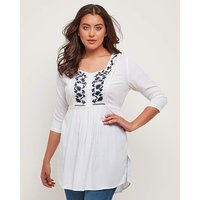 Joe Browns New Embroidered Blouse