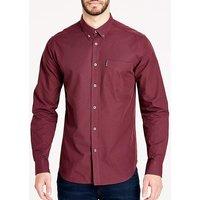 Ben Sherman Classic Gingham Shirt L