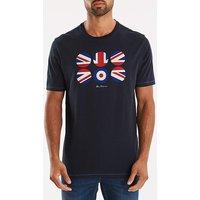 Ben Sherman Flag Circles T-shirt R