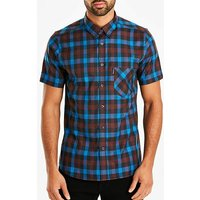 Ben Sherman Multi Gingham Shirt L