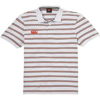 Canterbury Striped Polo