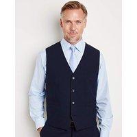 Skopes Darwin Wool Mix Suit Wcoat Reg