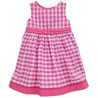 KD Baby Gingham Dress