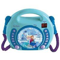 Lexibook Disney Frozen CD Player.