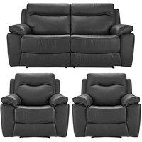 Savona Recliner 3 Seater 2 Chairs