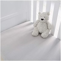 Silentnight Pair Jersey Fitted Sheets