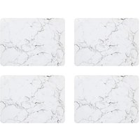 Marble Placemat & Coaster Set