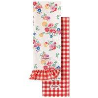 Cath Kidston Small Gingham Tea Towels