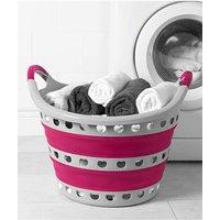 Kleeneze 50L Collapsible Laundry Basket