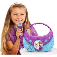 Disney Frozen Sing A Long KaraokeBoombox at JD Williams Catalogue