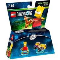 Lego Dimensions Simpsons Bart Fun Pack