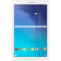 Samsung Galaxy Tab E 9.6in WiFi White