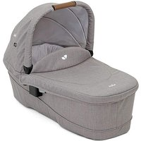 Joie Ramble XL Carrycot - Gray Flannel.