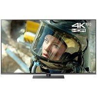 Panasonic 49in Smart 4K Pro HDR TV.