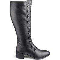 Lotus Leather Boots E Curvy Plus Calf