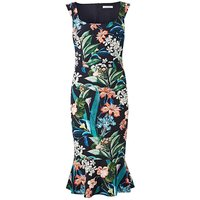 Oasis Hot Tropical Pencil Dress