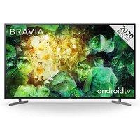 Sony Bravia KD49XH81 49in LED Smart TV.