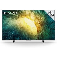 Sony Bravia KD55X7052PBU 55in Smart TV.