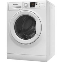 HOTPOINT NSWM742UWUKN Washing Machine.