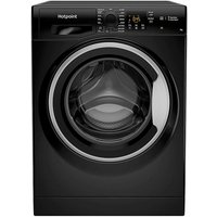 HOTPOINT NSWM742UBSUKN Washing Machine.