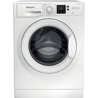 HOTPOINT NSWM843CWUKN Washing Machine.