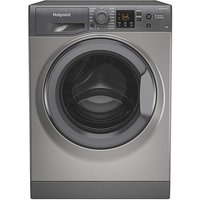 HOTPOINT NSWM843CGGUKN Washing Machine.